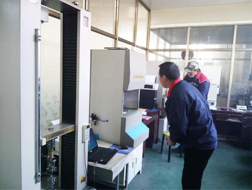 鑫天匯為貴州佔豪高科工程檢測有限公司提供落錘沖擊試驗機